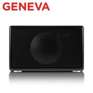Geneva Classic S HIFI 藍牙鬧鐘收音機喇叭黑色