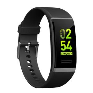【JSmax】JSmax SB-V11 智慧多功能健康運動手環(多項健黑色