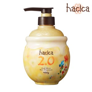 【日本hacica八和花】深層潤澤護髮乳2.0 x2入
