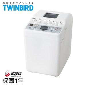 TWINBIRD-多功能製麵包機PY-E632TW 送酷仕客易口瓶