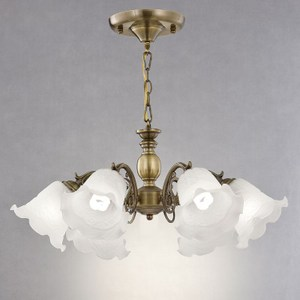 YPHOME  客廳吊燈 6燈 10121483