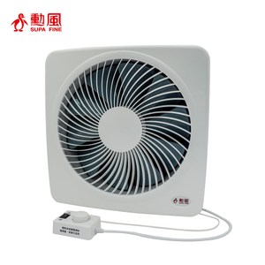 勳風 12吋DC節能吸排扇 HF-B7212