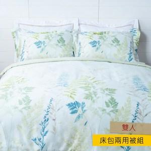 HOLA 風林天絲床包兩用被組 雙人