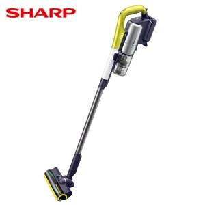 SHARP 夏普 EC-A1RTW-Y 手持無線吸塵器 黃綠色
