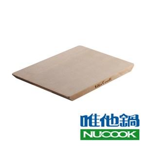 [特價]【VitaCraft 唯他鍋】NuCook 台灣製雲杉天然原木砧板 中