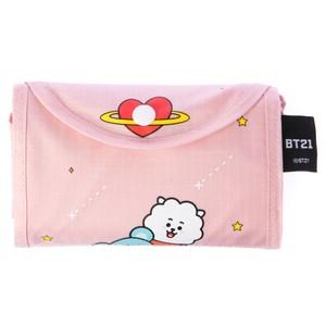 BT21購物袋-粉紅