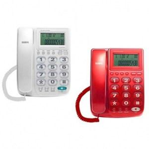 SAMPO聲寶 來電顯示有線電話 HT-W1310L (紅色)