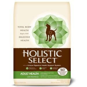 【HolisticSelect】新鷹格 活力滋 成犬 羊肉低敏除臭配方 15磅