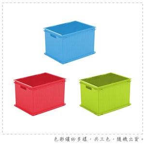 【DOLEDO】疊疊樂收納箱(XL)-三入