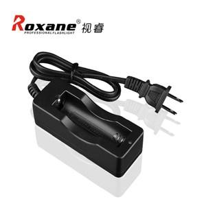 Roxane視睿 18650電池充電器,單座,RS168