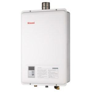 林內 屋內強排熱水器 16L MUA-A1600WF LPG/FE式 桶裝