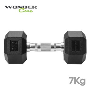 Wonder Core六角健身啞鈴(7kg)