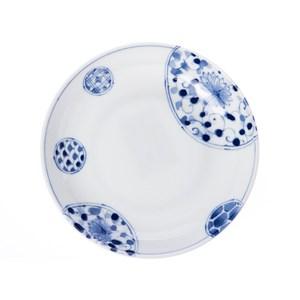 日本花伊萬里圓盤-6吋