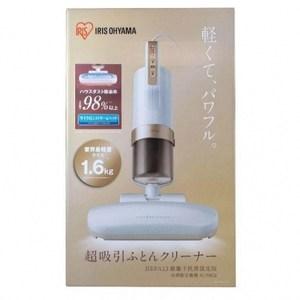 日本IRIS 大拍3.0升級版 雙氣旋超輕量除蟎吸塵器(公司貨) IC