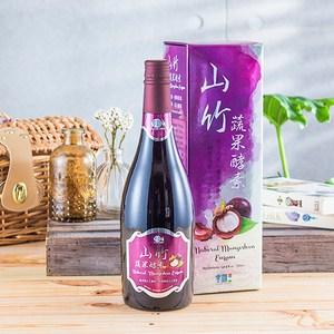 【亨源生機】山竹蔬果酵素(單罐組)720ml/瓶