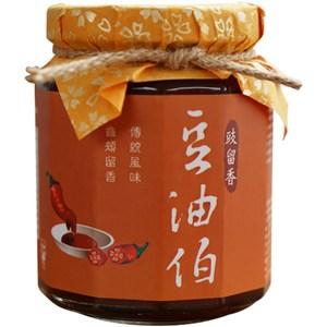 屏東豆油伯豉留香260g