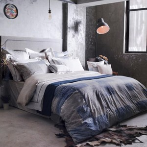 【BBL Premium】曠野詩人100%精梳棉印花床組-雙人