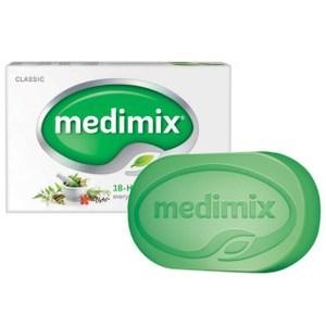 印度Medimix美肌香皂-草本植物(125g)*12