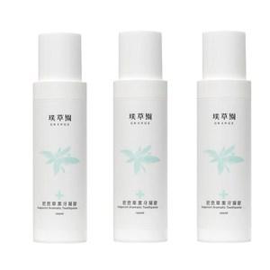 GRANGE璞草園 肥皂草潔牙凝膠PLUS 三入組100ml*3