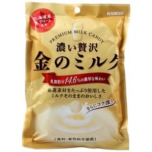 日本加儂金色超濃牛奶糖