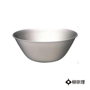 fujidinos-日本製《柳宗理》18-8不鏽鋼調理盆(16cm)