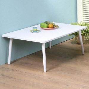 Homelike 東京和室桌-經典PVC-純白