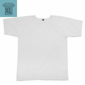 冰礦咖啡紗涼感短袖內著(男)XL_白色