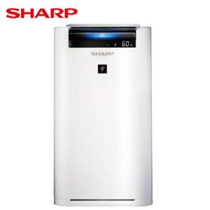 SHARP 夏普 KC-JH60T-W 自動除菌離子空氣清淨機 14坪