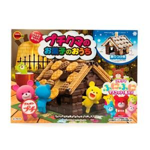 日本 北日本聖誕小熊餅乾屋 324.2g