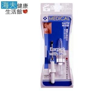 【海夫】日本GB綠鐘 Medical  附蓋耳扒組 三包裝(D-29)