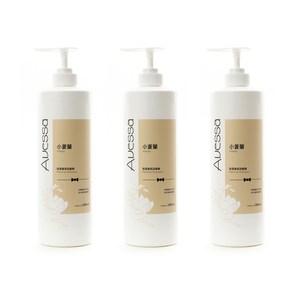 (組)AVESSA 小蒼蘭保濕香氛洗髮精1000ml x3