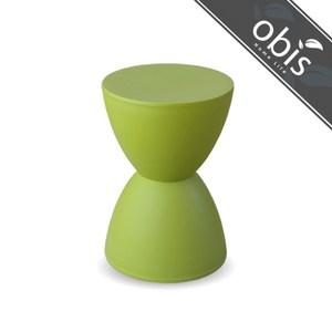 obis 經典造型椅凳/穿鞋凳/兒童椅 TN/047 綠色