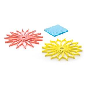 SUNFLOWER / 隔熱墊(粉紅、水藍、芥黃)