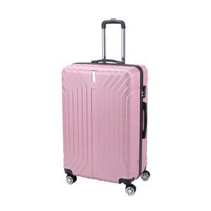 Escape's 炫風硬殼行李箱 28吋 玫瑰金