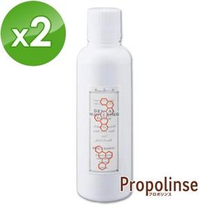 Propolinse 蜂膠潔白漱口水(600ml/瓶)2入組