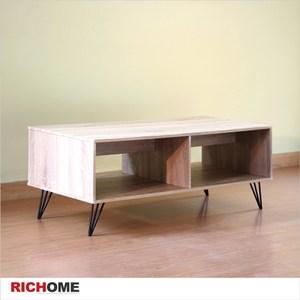 【RICHOME】MIRO新工業風極簡茶几桌