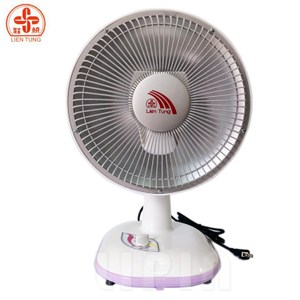 LIEN TUNG 聯統10吋鹵素燈電暖器 LT-608~台灣製