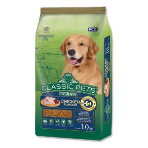 CP加好寶 經典乾狗糧 雞肉口味 10kg