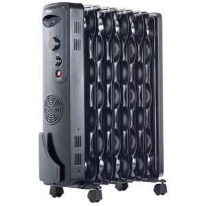 【快譯通Abee】10片扇葉波浪型恆溫電暖器 POL-1002