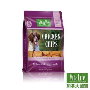 加拿大國寶 純天然無添加寵物零食-雞肉圓片227g (D001B07)