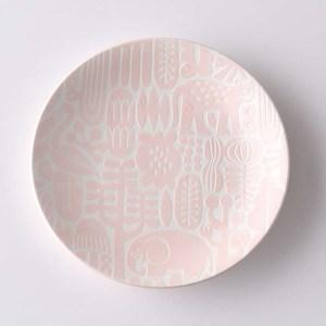 Natural69 波佐見燒 Utopia系列 甜點盤  15cm 撫子粉