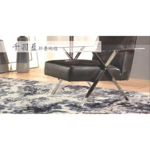 千羽藍法蘭絨折疊地毯150x200cm