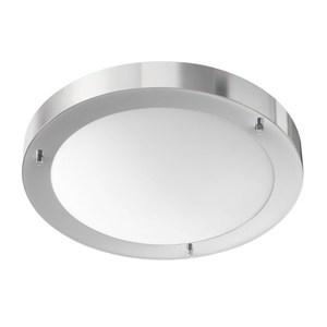 飛利浦LED 苜蓿22W衛浴吸頂燈亮銀IP44
