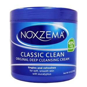 美國Noxzema經典洗面霜(12oz.*3瓶)