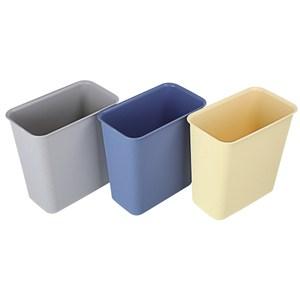 大長型京都垃圾桶13.5L (混色)