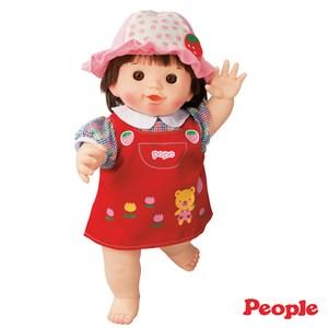 POPO-CHAN娃娃 草莓吊帶裙POPO-CHAN