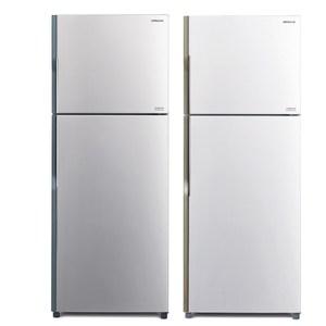 【HITACHI 日立】直流變頻414公升雙門電冰箱 RV439琉璃白