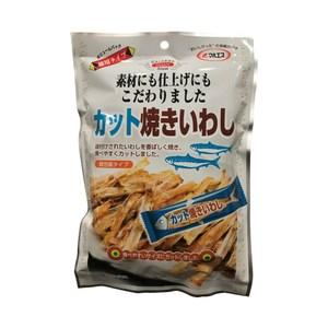 極旨良選素材烤沙丁魚片52g