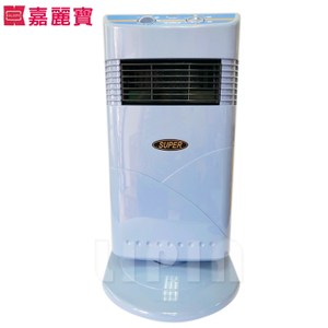 嘉麗寶直立式定時陶瓷電暖器 SN-889T~台灣製