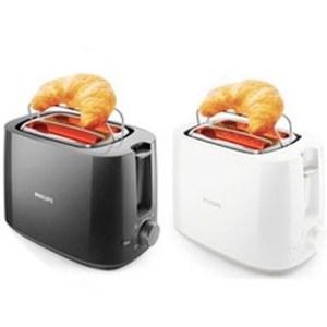 飛利浦 PHILIPS (HD2582) 電子式智慧型厚片烤麵包機黑色